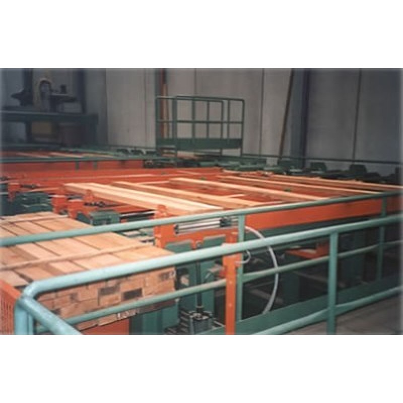 Semi-Automatic Stacking Machines for planks