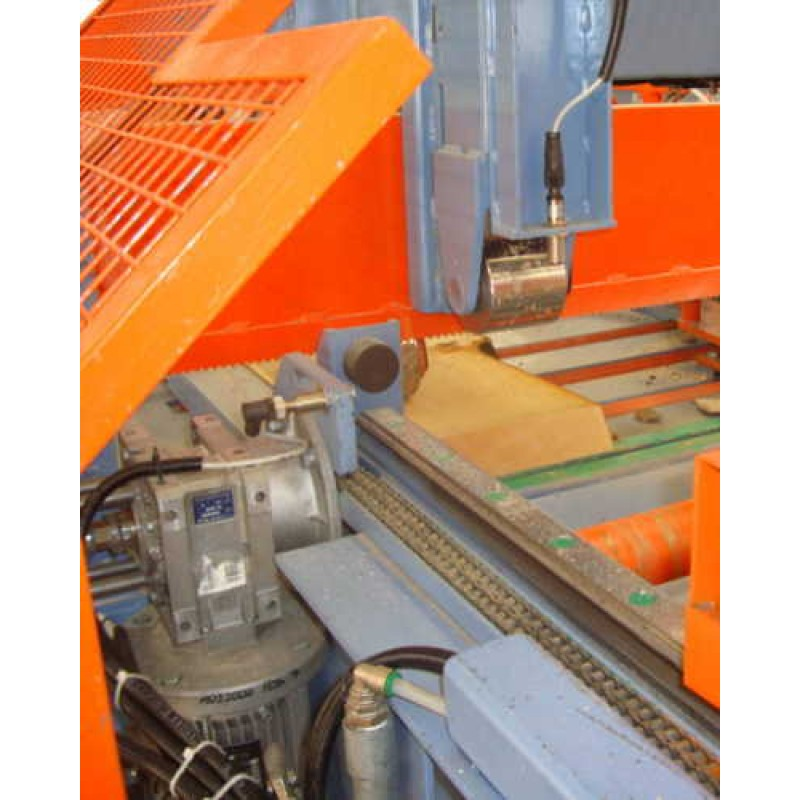 Single Blade Shearing Machine for planks and boards