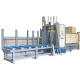 Facing-Sectioning Machine for bunch of planks Mod. ISPT-5012