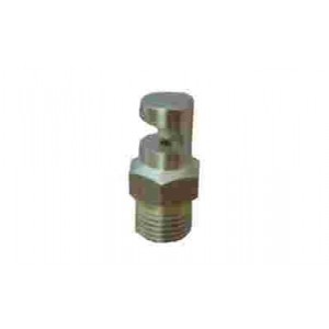 Nozzle for impregnating machinery