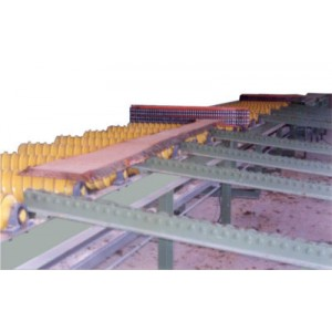 Roller Conveyors for Logs-Saw unloading