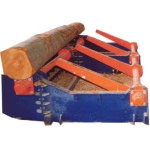 Loading floor/tub for Sawmill